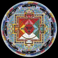 Mandala/Acid Etched Project