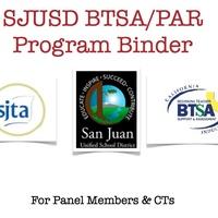 SJUSD Center for Teacher Support