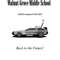 WGMS Staff Development 2012-13