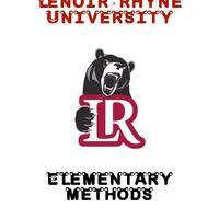 Elementary Methods