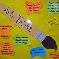Art Class links for students in my classroom