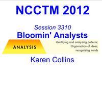 NCCTM 2012