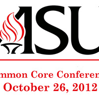ASU Common Core Conference Oct. 26, 2012