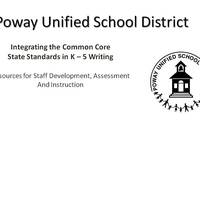 Poway USD Administrative Leaders Feedback and Evaluation