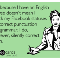 Grammar Pet Peeves & More