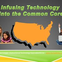 Infusing Technology into the Common Core Curriculum