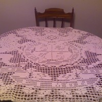 Crocheting & Tatting