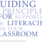 Principles for Supporting New Literacies