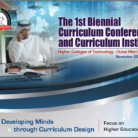 UAE 1st Biennial Curriculum Conference & Institute