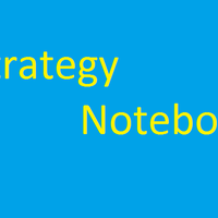 Strategy Notebook
