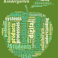 Kindergarten Information and Technology Literacy Binder