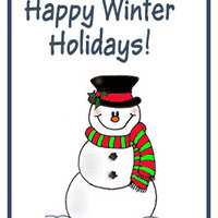 STEM QOW Winter Holidays Edition