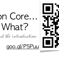 Common Core...Now What? (next steps)