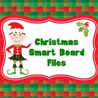 Christmas Smart Notebook Files