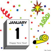 New Year 2013 STEM QOW