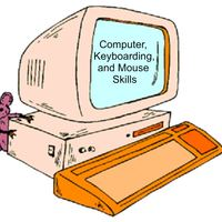 Computer, Keyboarding, and Mouse Skills for Elementary Kids