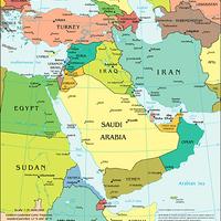 Voor - southwest Asia