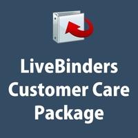 LiveBinders Customer Care Package