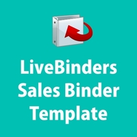 Sales Binder Template