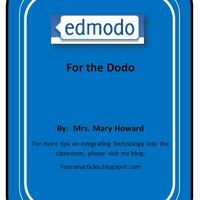 Copy of Copy of Edmodo for the Dodo