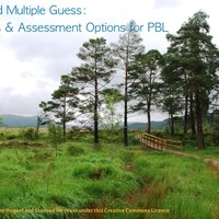 Beyond Multiple Guess: Rubrics & Assessment Options for PBL
