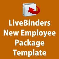 New Employee or Intern Packages