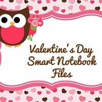 Valentine's Day Smart Notebook Lessons