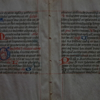 Latin and Greek Manuscripts