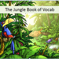 The Tropical Vocab Book