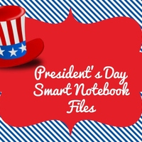 President's Day Smart Notebook Lessons