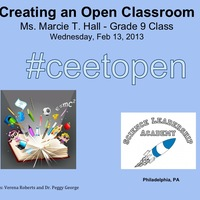 CEET Open Classroom & SLA Conversation