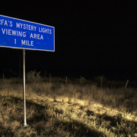Marfa Lights Theories