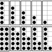 Use ten frames to master counting, addition basic facts, place value, odd and even numbers. Especially effective for intervention, special education, Title 1, and Response to Intervention. From mathcoachinteractive.com