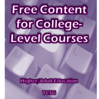 Free Content for College-Level Courses