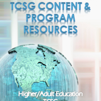 TCSG Content & Program Resources