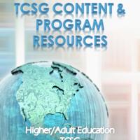 TCSG Content & Program Resources