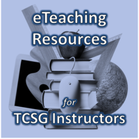 eTeaching Resources for TCSG Instructors