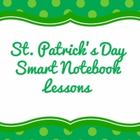 St. Patrick's Day Smart Notebook Files
