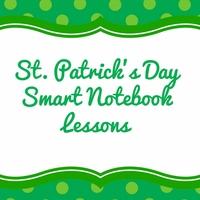 St. Patrick's Day Smart Notebook Files