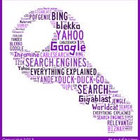 Alternative search engines including those searching the Deep Web