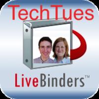LiveBinders (Tech Tuesday)
