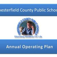 Template Annual Operating Plan