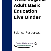 This binder includes a collection of Science resources.