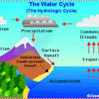 Water Cycle Middles