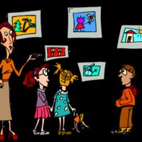 Mrs. Meyer's Art History Binder
