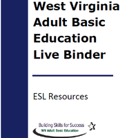 ESL resources for the adult education instructor.