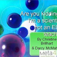I'm a Scientist, Not an ELA Teacher