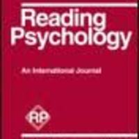 Reading Psychology