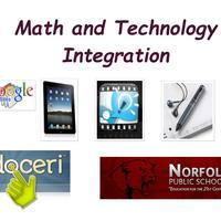 Integrating Math and Technology