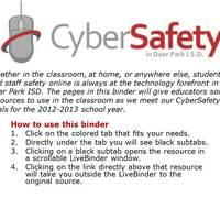 DPISD CyberSafety 2013